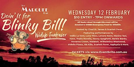 Doin' It For Blinky Bill! Wildlife Fundraiser tickets