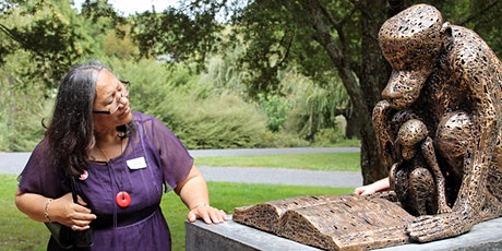 Make Moments Sculpture Workshop- Auckland Botanic Gardens tickets