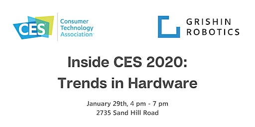 Inside CES 2020: Trends in Hardware