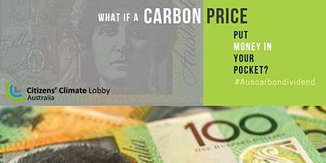 Let's talk CLIMATE CHANGE SOLUTIONS, and how you can make a real difference tickets