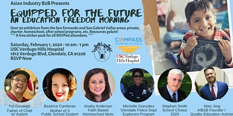AIB2B Presents A Quality Education Freedom Morning for Parents tickets