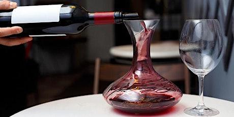 WINE & FOOD pairing Dinner at ACQUA wine club tickets