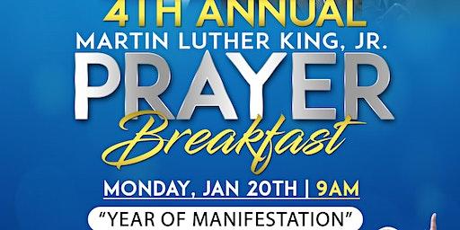 TMAME 4th Annual MLK Prayer Breakfast