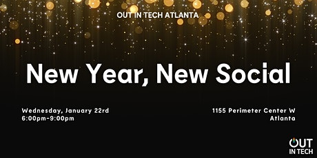 Out in Tech ATL | New Year, New Social tickets