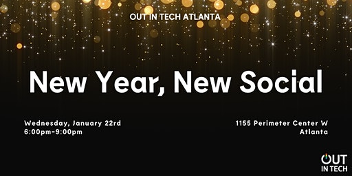 Out in Tech ATL | New Year, New Social