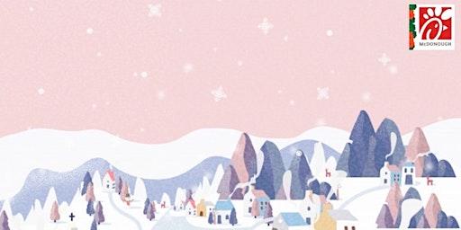 Daddy Daughter Date Night - Walking In A Winter Wonderland