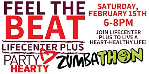 LifeCenter Plus Party Hearty Zumbathon 2020