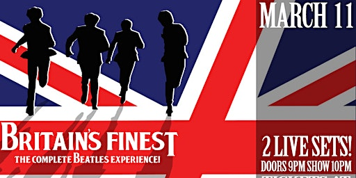 The Beatles Tribute w/ Britain's Finest