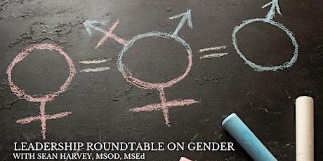 Sympónia Leadership Roundtable on Gender tickets