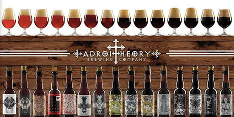 Adroit Theory Beer Dinner tickets