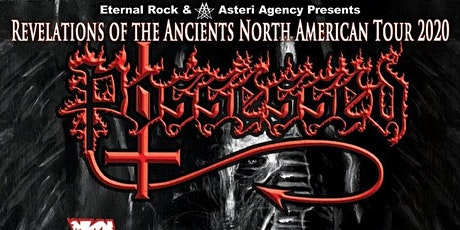 Possessed, Pestilence, The Black Moriah tickets