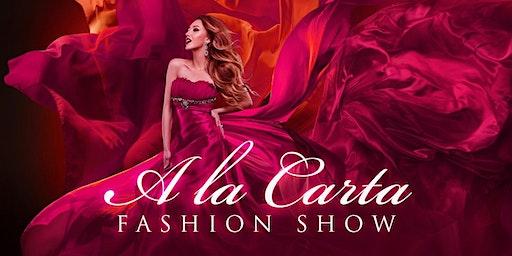 A la Carta Fashion Show