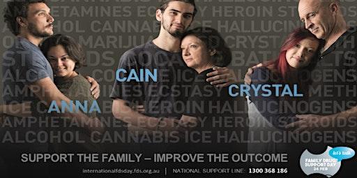 Adelaide International Family Drug Support Day