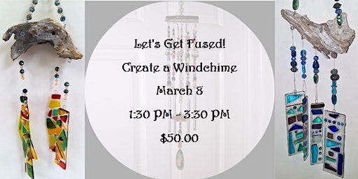 Let's Get Fused!  Create a Windchime