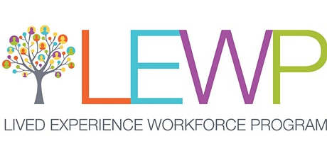 LEWP Community of Practice for NGO Mental Health Lived Experience Workforce tickets