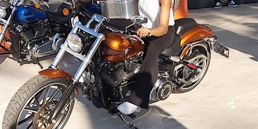 Harley Davidson Motorbike Photoshoot