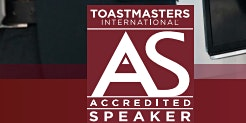 It's the Journey, not the Destination: Becoming an Accredited Speaker