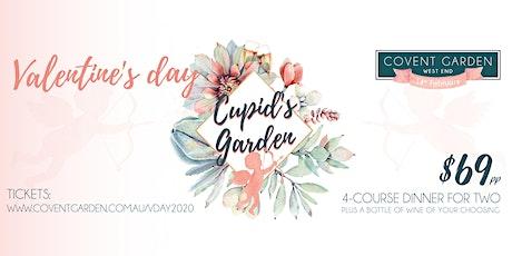 Valentine's Day 2020   4-Course Dinner w/ Bottle of Wine tickets