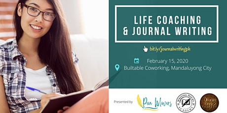 Life Coaching and Journal Writing Workshop tickets