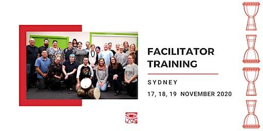 DRUMBEAT 3 Day Facilitator Training   Sydney