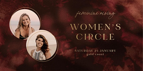 Feminine Rising Women's Circle - Connect to Your Inner Wisdom tickets