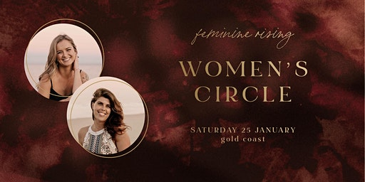 Feminine Rising Women's Circle - Connect to Your Inner Wisdom