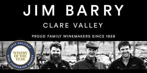 Jim Barry Wines - Clare Gourmet Weekend 2020