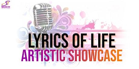 Lyrics of Life Artistic Showcase tickets