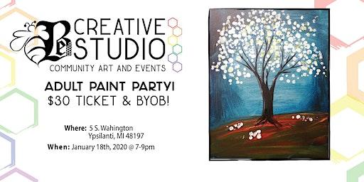 Adult Paint Party