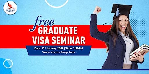 FREE Graduate Visa Seminar