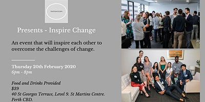 Totostips Presents - Inspire Change