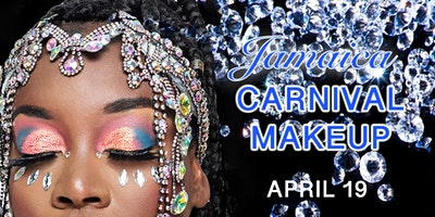 Glow Queen Makeup for Jamaica Carnival 2020