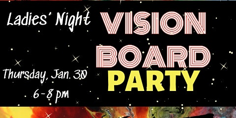 2020 Vision Board Party
