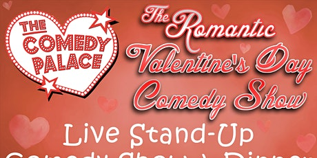 Valentines Day Comedy Show tickets