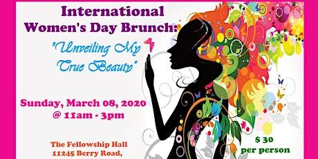 "International Women's Day Brunch: ""Unveiling My True Beauty"" tickets"