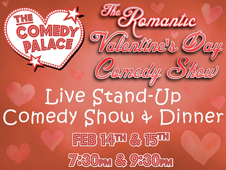Valentines Day Comedy Show image