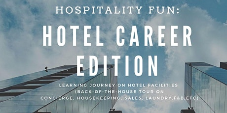 Hospitality Fun: Hotel Career Edition  tickets