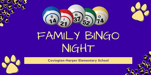 Family BINGO Night