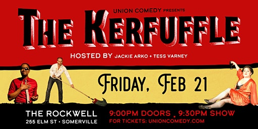 The Kerfuffle: Live at The Rockwell - February 2020