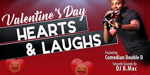 Hearts & Laughs Dinner and Comedy Show