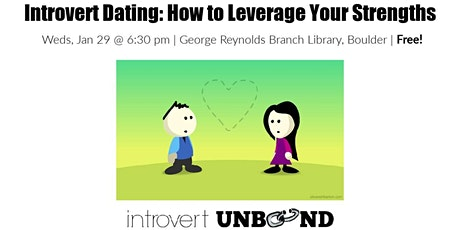 Introvert Dating: How to Leverage Your Strengths tickets