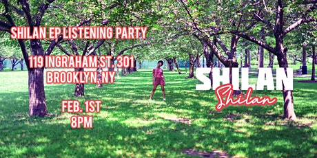 Shilan EP Listening Party tickets