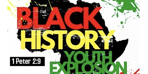 Black History Month Youth Explosion 2020