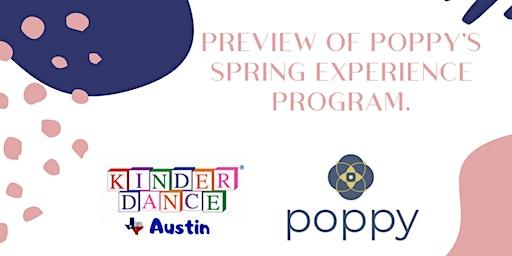 EXPERIENCE Kindergym @ POPPY!