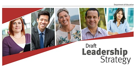 Draft Leadership Strategy Feedback Workshop tickets