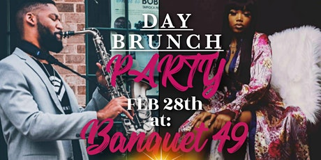 Tourney Weekend Day Brunch Party tickets