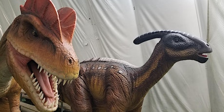 Dinosaurs LIVE Fundraiser Event to support  Indian River Reptile Sanctuary tickets