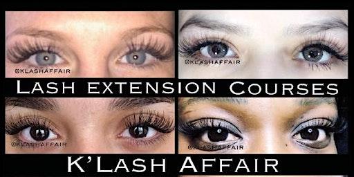 Houston Eyelash Extension Course