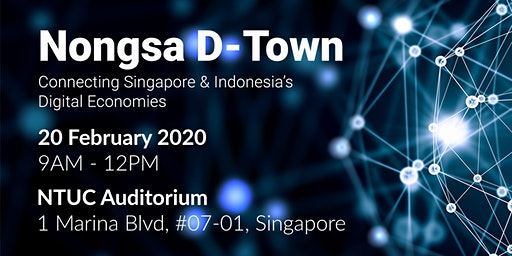 Nongsa D-Town: Connecting  Singapore and Indonesia's Digital Economies