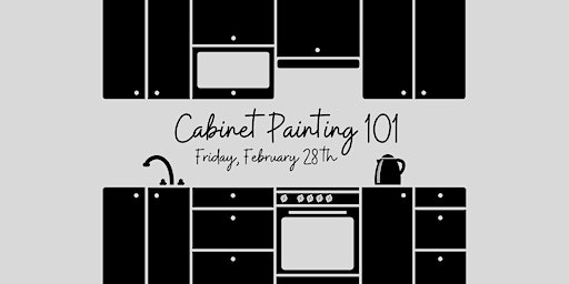 Cabinet Painting 101
